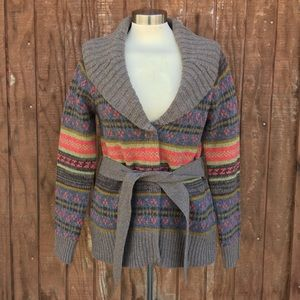Lambs wool Sweater by Sundance Size S